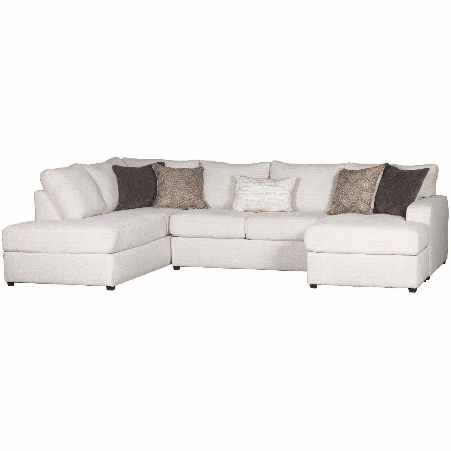 Amplify Beige 2 Piece Raf Sofa Chaise Sectional In 2020 Chaise