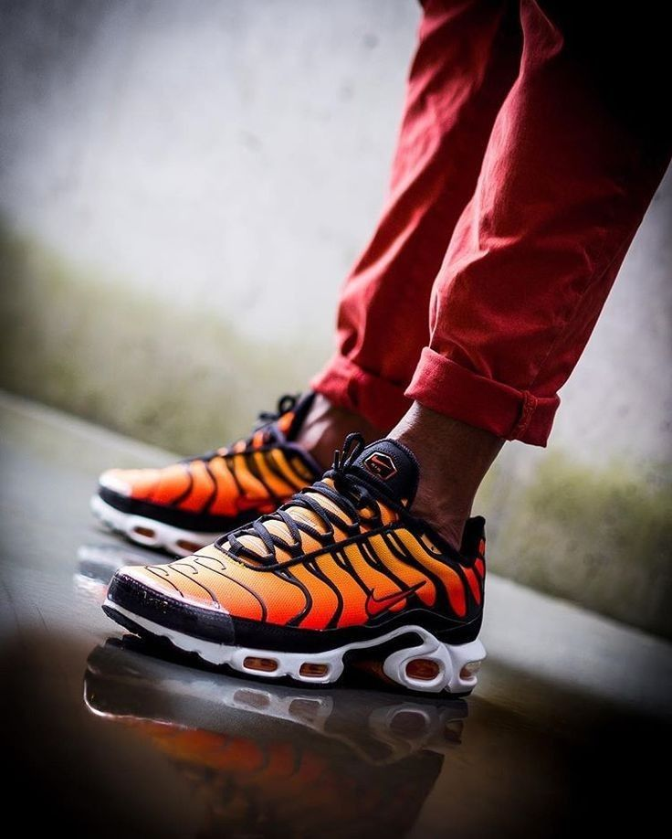 NIKE AIR MAX PLUS ULTRA TIGER 'TN' | Nike air max tn, Nike tn ...
