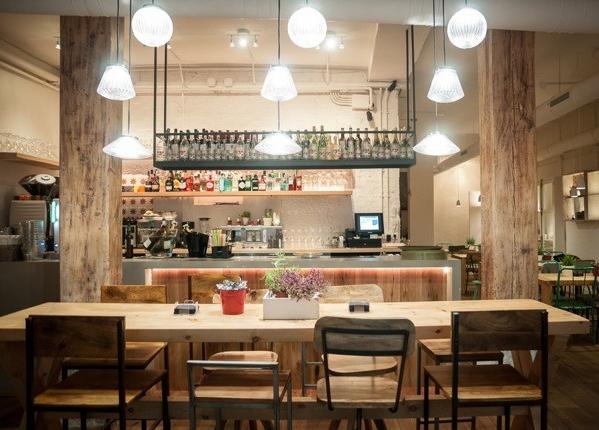 Decoracion De Restaurantes Peque Os Buscar Con Google