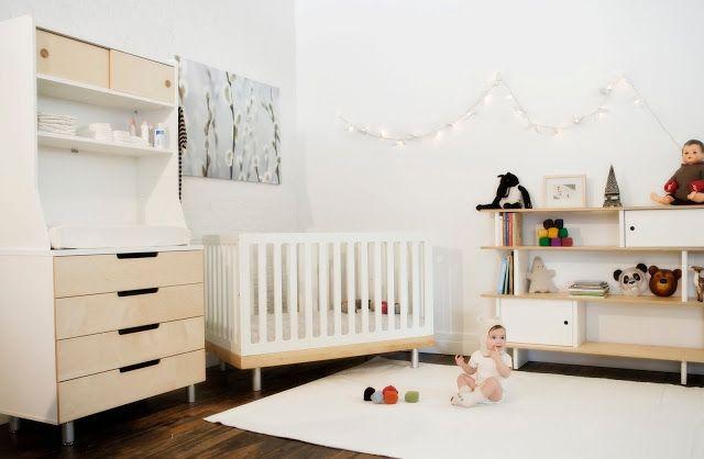 Modern Baby Room Decorations Ideas