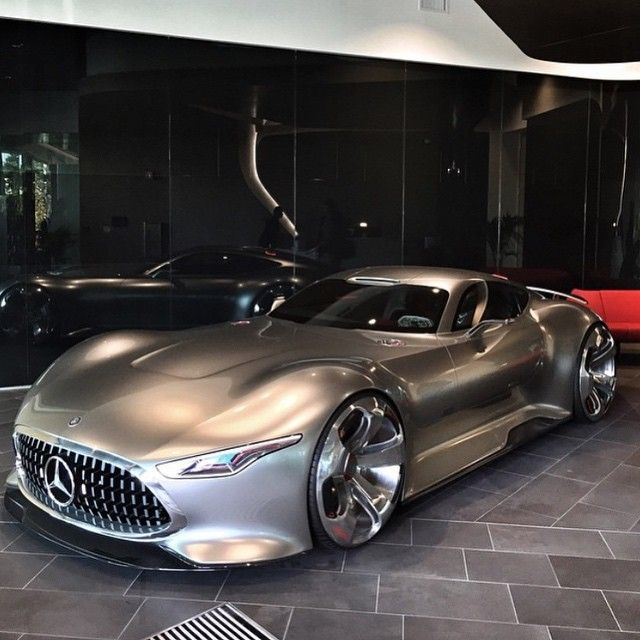 Hello Future 👋 2017 #Mercedes #Benz