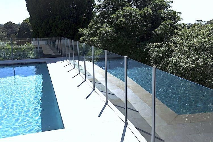 Glass Pool Fence And Railing Systems Styleguard Systems Glass Pool Fencing Aluminum Pool Fence Pool Fence