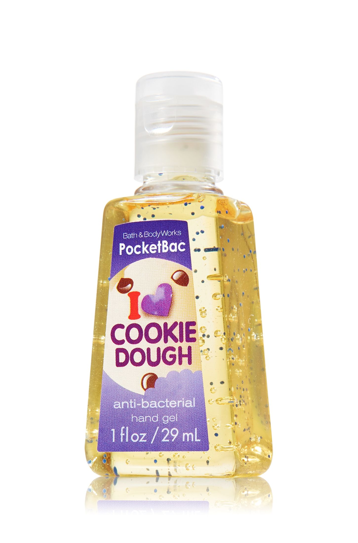 Cookie Dough Pocketbac Sanitizing Hand Gel Anti Bacterial Bath