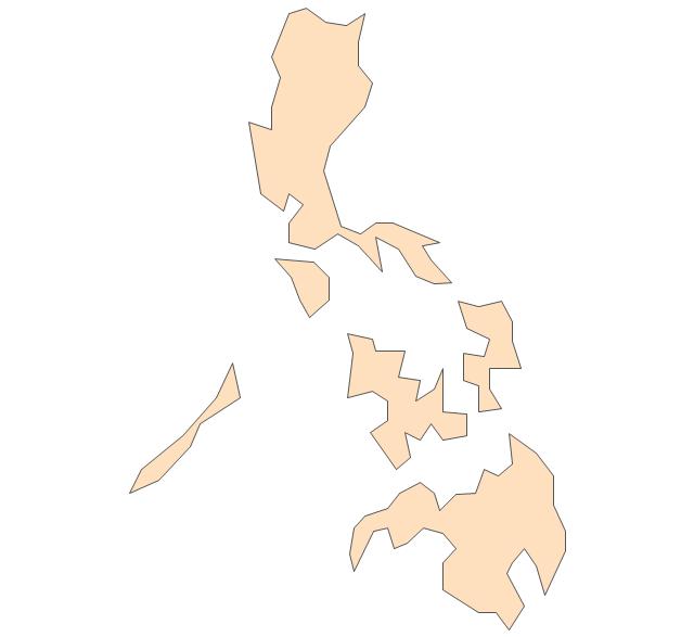 Simple Philippines Map.Philippines Philippines Philippines Map Philippines Map