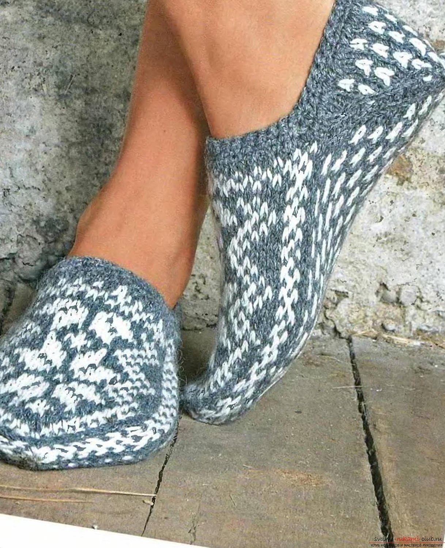 очень востребованный вязание следы носки фото мир доминиканы назовешь