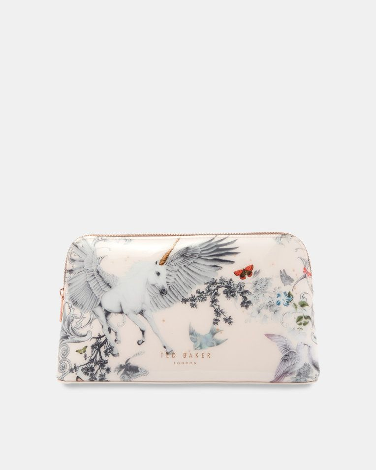 107de9f250e Enchanted Dream wash bag - Pale Pink | Gifts for Her | Ted Baker ...