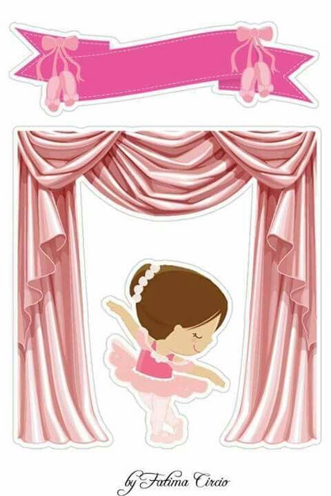 4de57c6899 Parabéns Convite De Bailarina