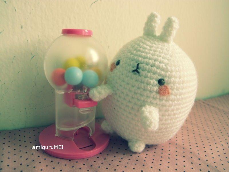 Molang the Fat Rabbit | Kawaii Amigurumi | Pinterest | Mariquita ...