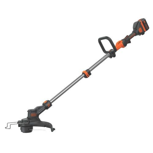 Black And Decker 40v Max Lithium High Performance Trimmeredger With Brushless Technology Lst540 Black Decker Decker Trimmers