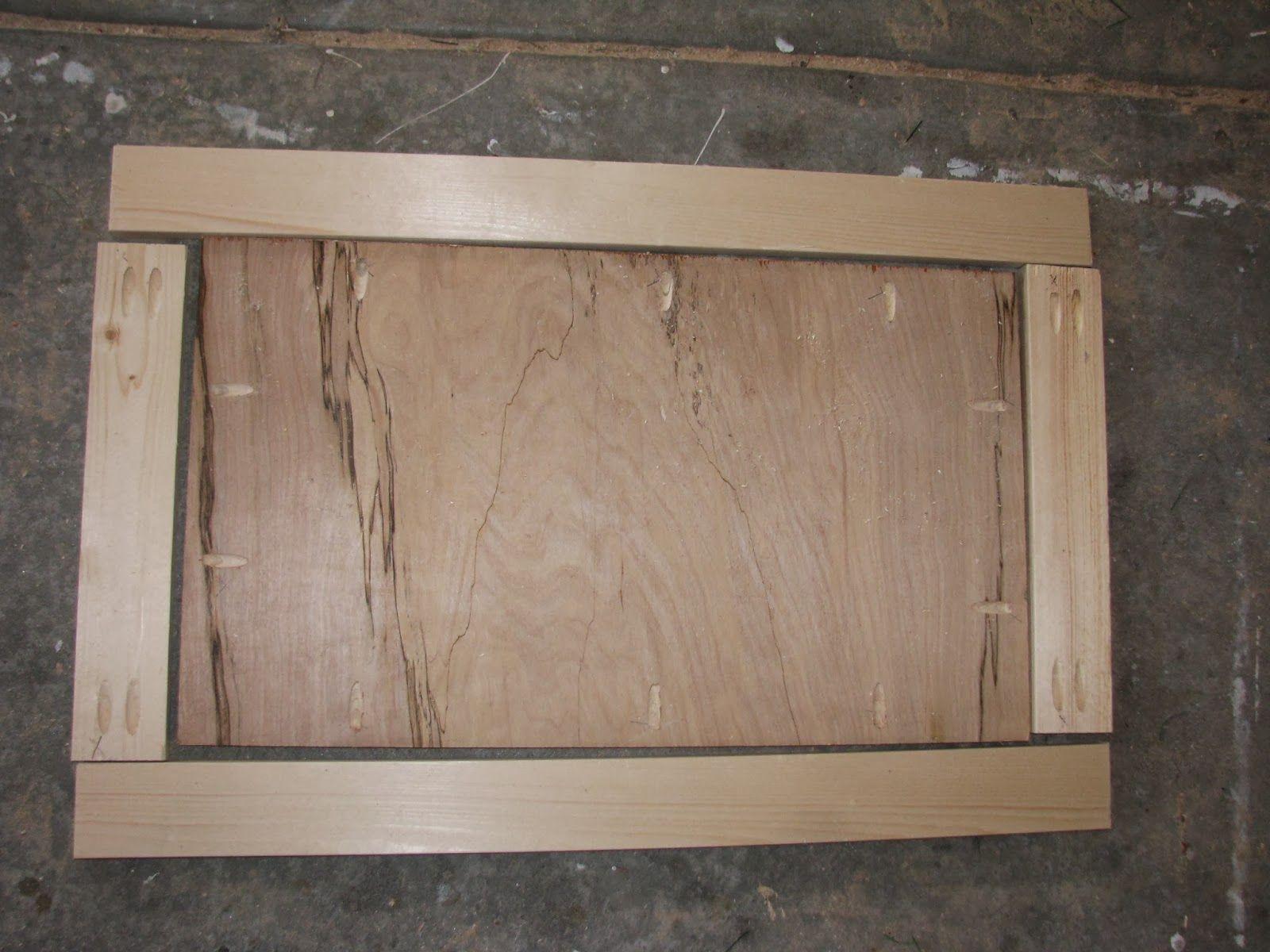 Making Cabinet Doors Using A Kreg Jig Making Cabinet Doors Cabinet Doors Cabinet Door Styles
