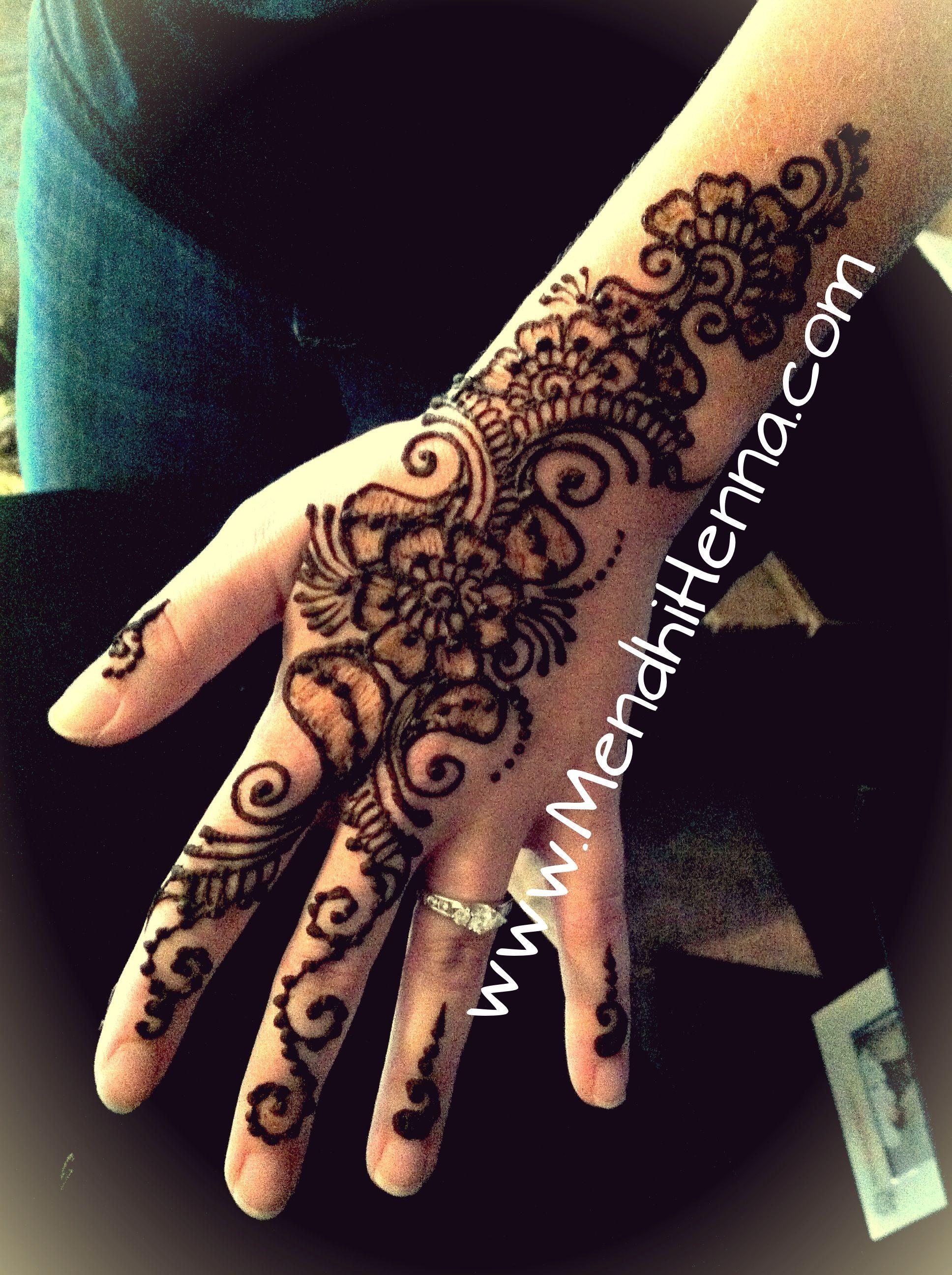Pin by Faiza on dreams.. Henna tattoo, Hand henna, Henna