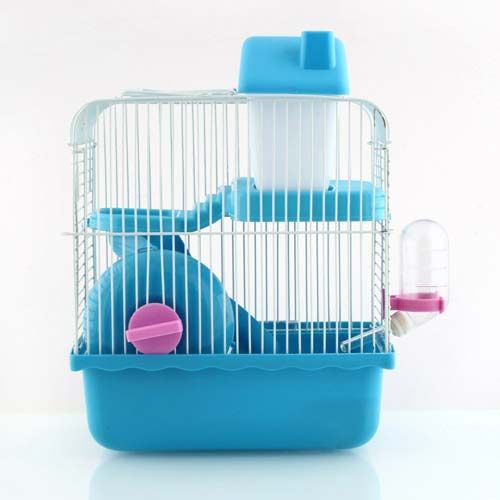 4. Amzdeal Pet Carrier Dwarf Hamster Cage Cool hamster