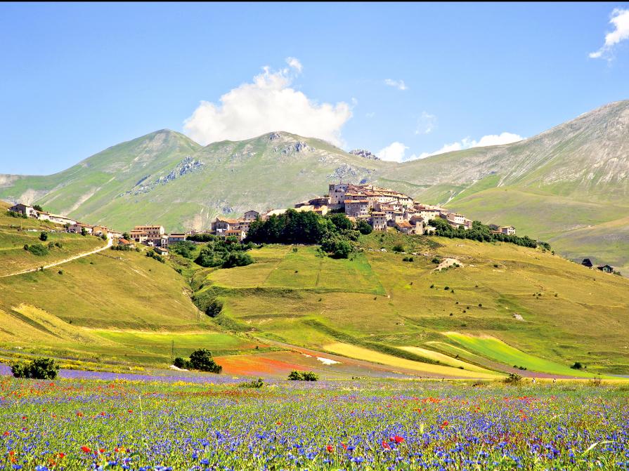 Click here to learn more about Castellucio di Norcia » - Flickr/La Valnerina ~ Umbria