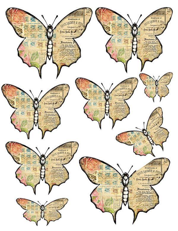 Pin de blanca villa en imprimibles gratis pinterest for Villas las mariposas
