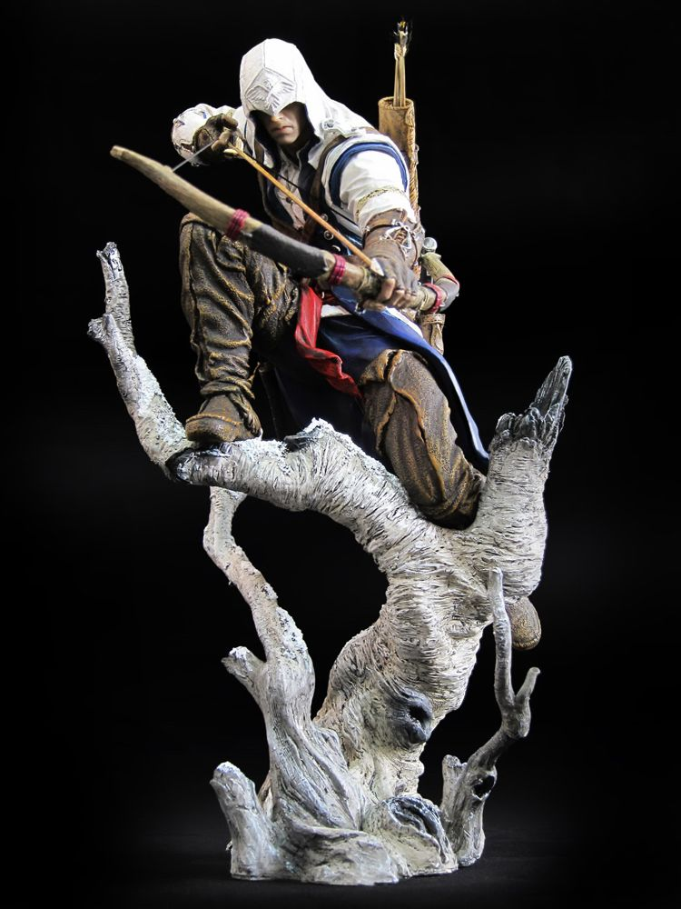 Assassin's Creed® III - Connor Figurine
