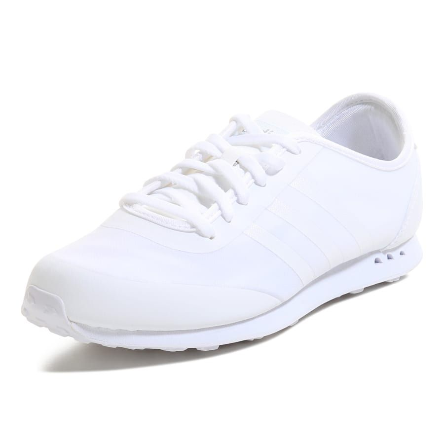 adidas neo | STYLE RACER TM Sneaker Damen | weiß | VAOLA