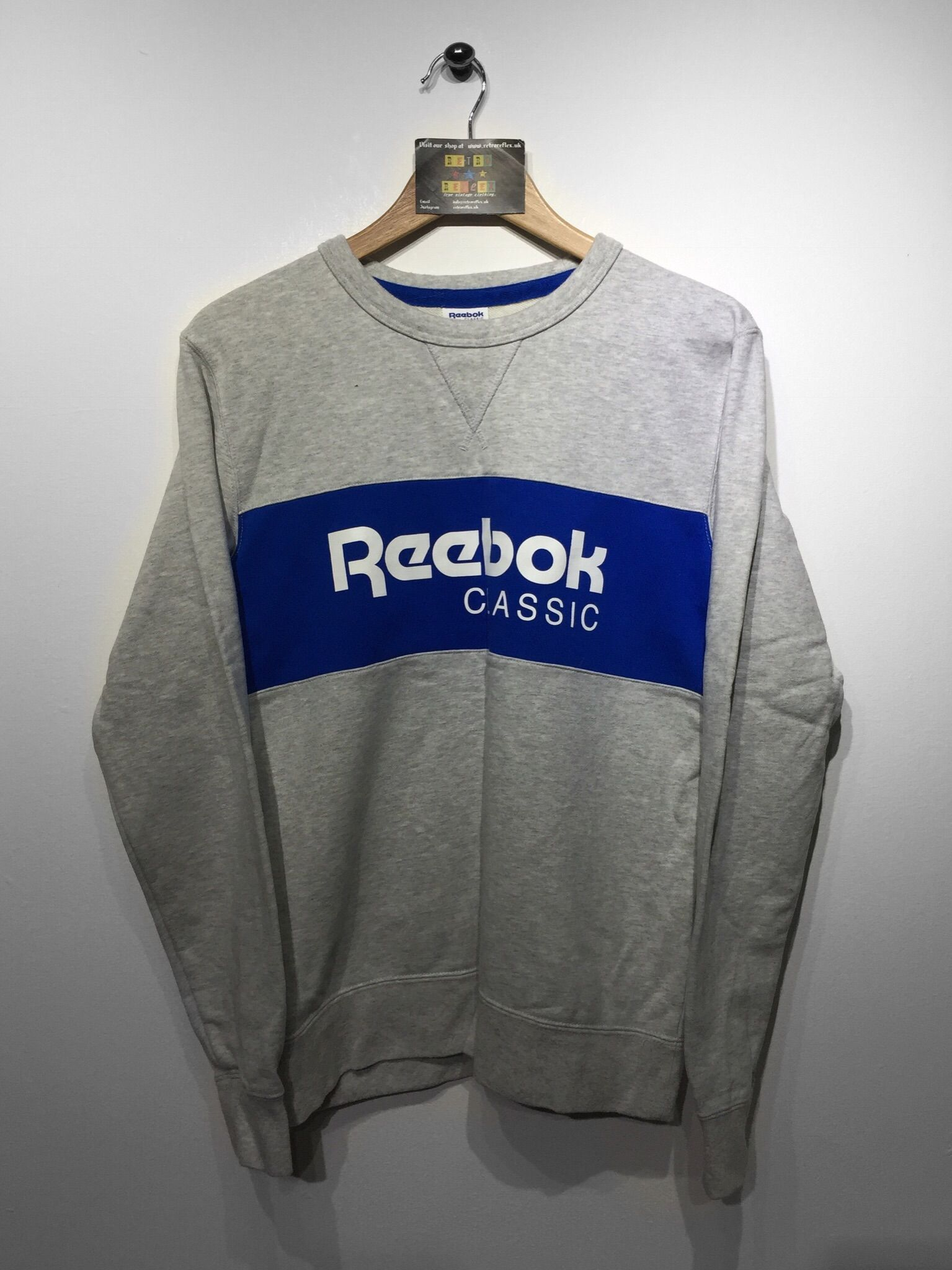 Nike sweatshirt size XLarge (but fits oversized) £32