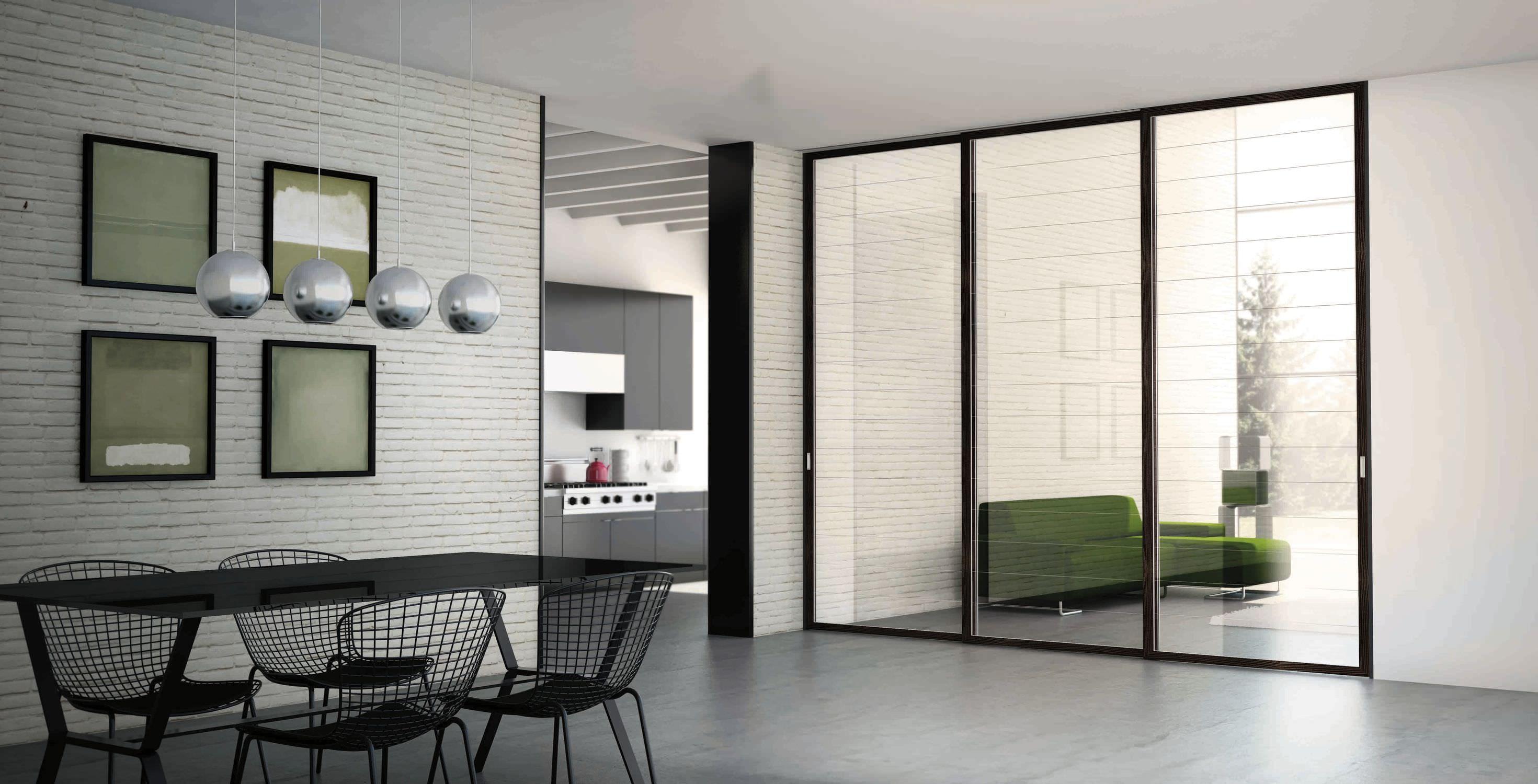 Triple glazed aluminium french doors exterior google for Triple french doors exterior