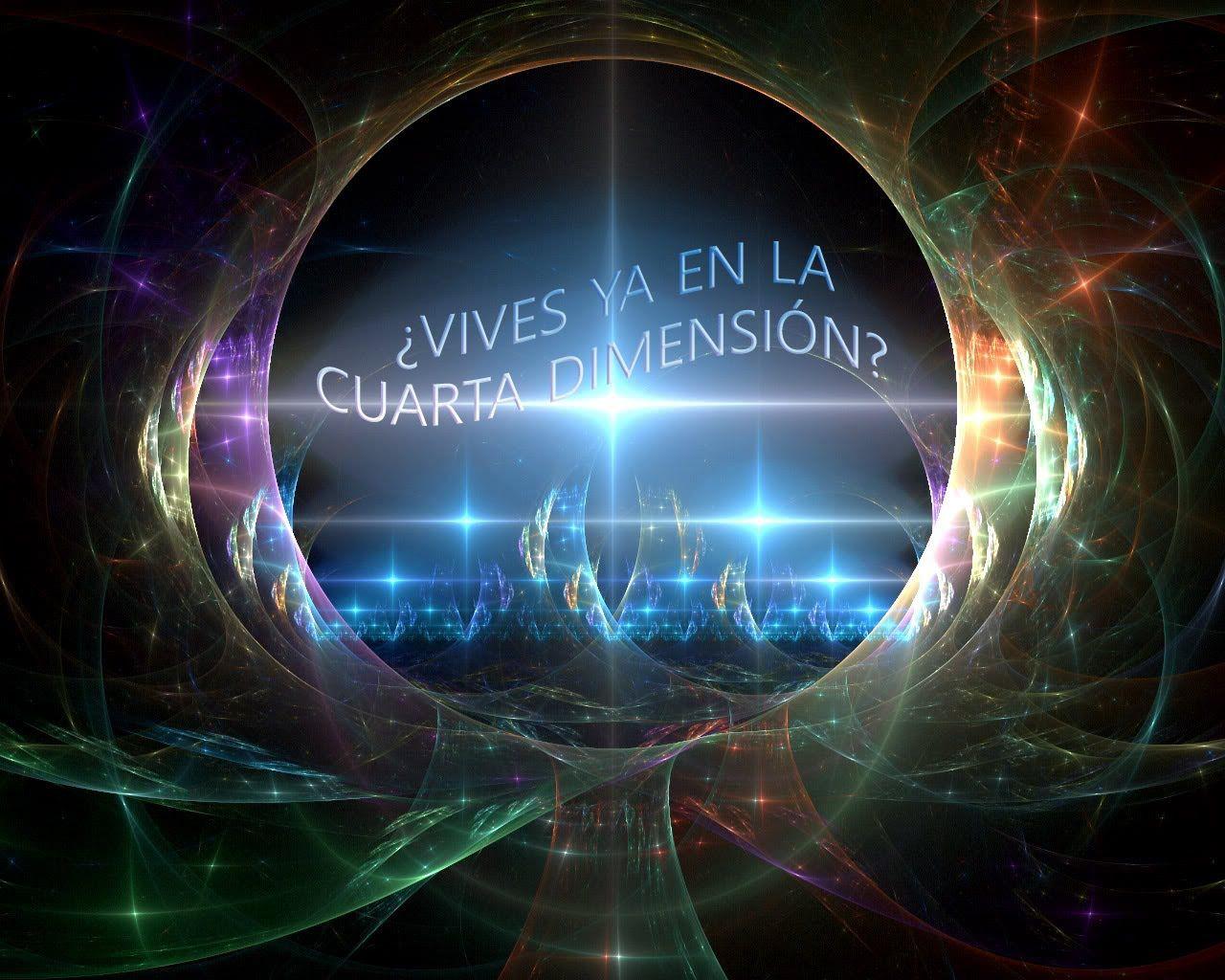 VIVES YA EN LA CUARTA DIMENSIÓN? | espiritual | Fisica cuantica, La ...