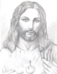 Resultado De Imagen Para Dibujos De Jesucristo A Lapiz Para Dibujar