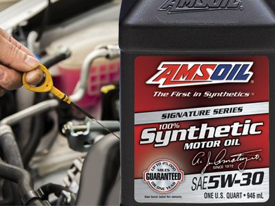Amsoil Signature Series Sae 5w 30 Wear Protection Amsoil Lexus