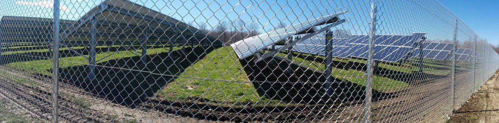 Solar Farm Perimeter Security System Perimeter Security Security Solutions Solar