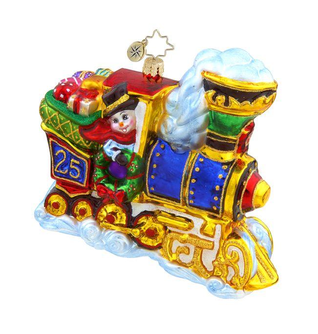 Snowman Train, Radko Style# 1015414
