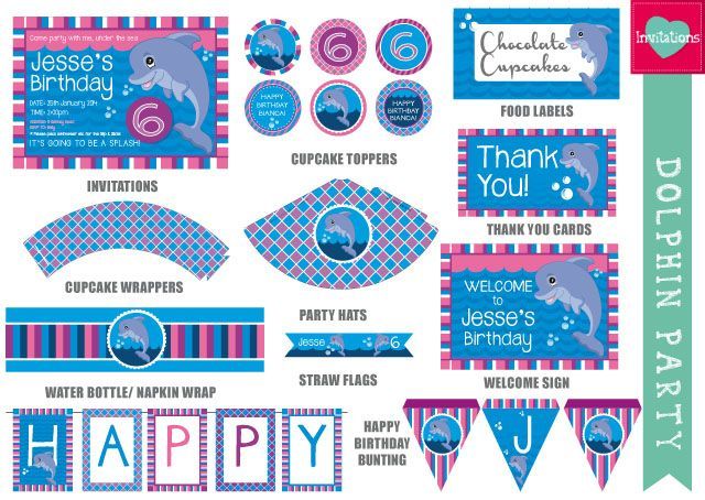 Pin By Leo Minnie On Party Printables
