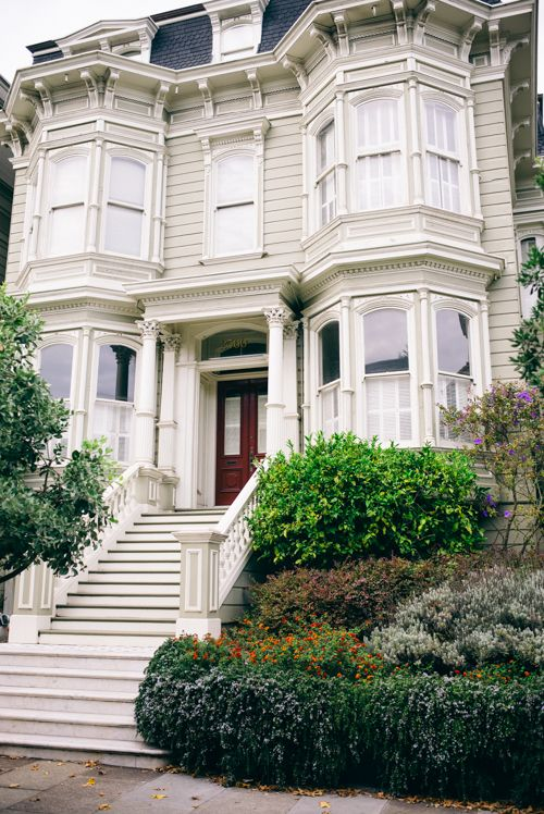 Victorian, Pacific Heights, San Francisco