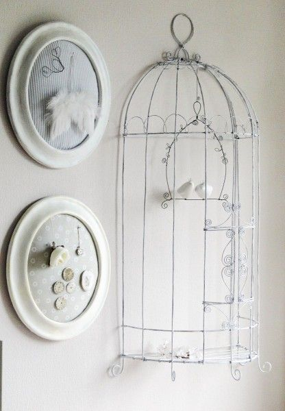 Pin by Anett Sipos on Birdcages | Pinterest | Wire art, Crafts and ...