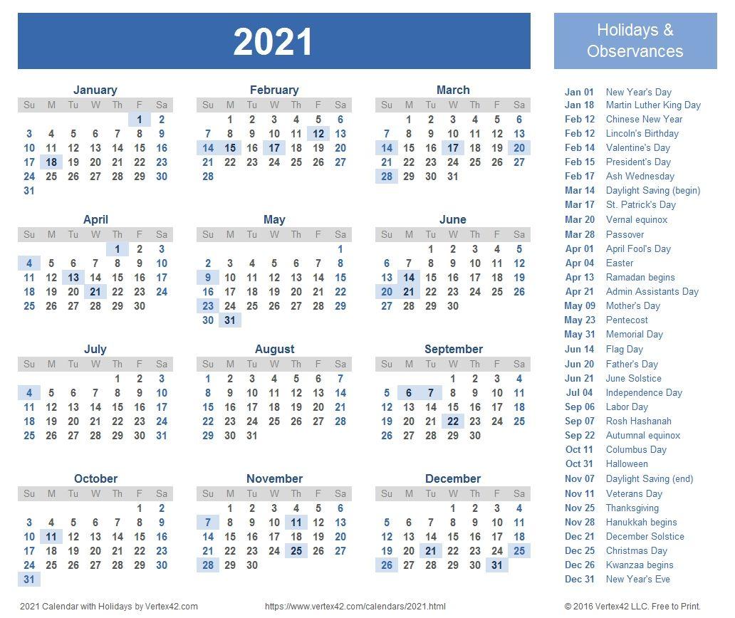 3 Month Summer Calendar Di 2021