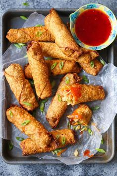 Crispy homemade egg roll recipe this recipe is easy to make and shrimp egg rolls chinese food recipesnew forumfinder Choice Image