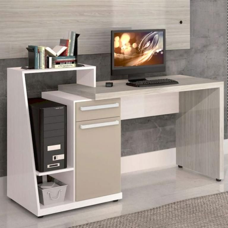 40 Elegant Computer Desks Design Ideas Computer Desk Design Modern Computer Desk Office Table Design