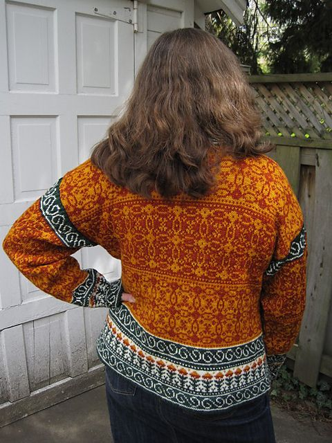Ravelry: Genevieve's graduation cardigan pattern by Kathleen Taylor