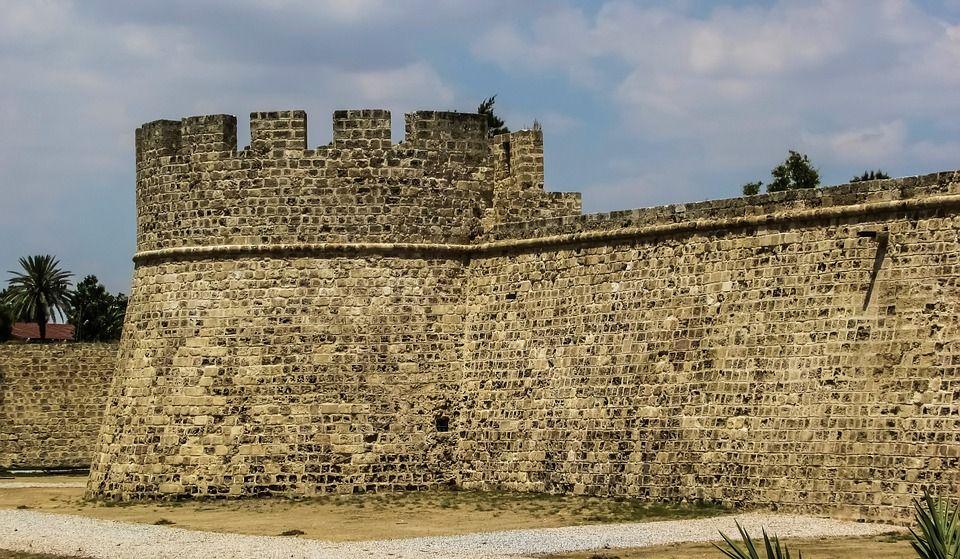 Famagusta City Wallls