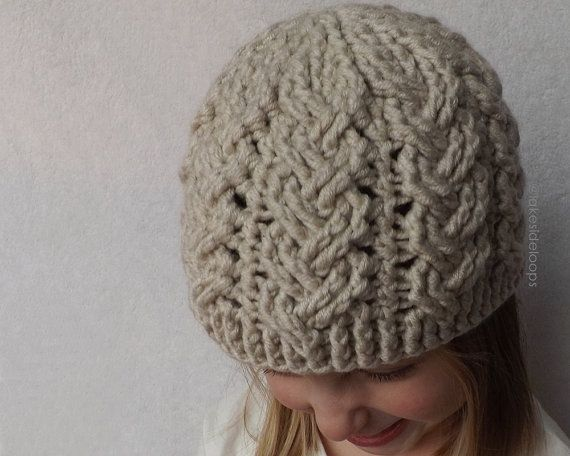 Crochet Pattern Holden Cable Hat by Lakeside Loops | crochet ...