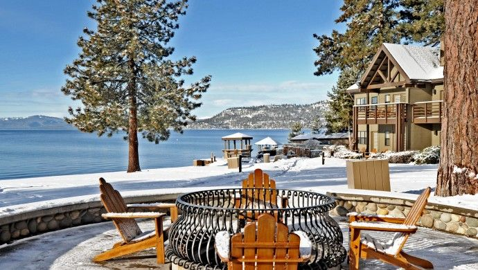 Lake Tahoe Resorts Christmas 2021 Pin On Favorite Travel Places Spaces