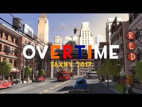 Overtime Saxxy Awards 2017 Action Games Teamfortress2 Steam
