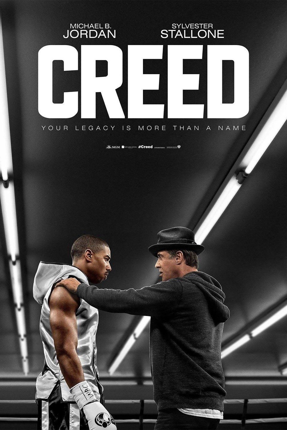 Creed 2015 adonis johnson never knew his famous
