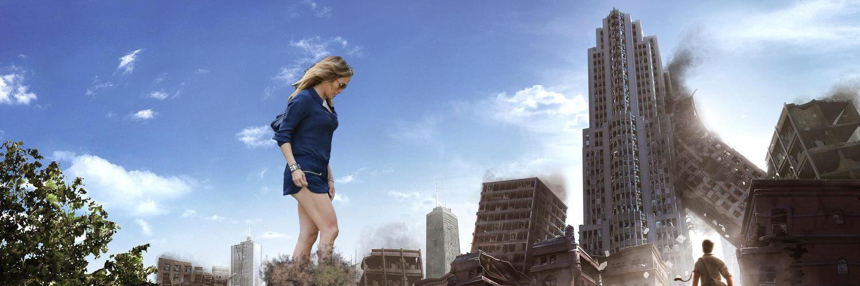 Jennifer Lopez giantess