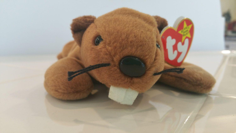 8f1d91c30 Ty Beanie Baby - Bucky the Beaver (RARE)   Ty-Beanie Babies and Boos ...