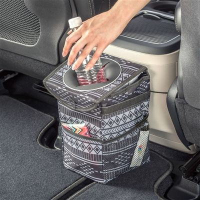 Photo of High Road Car Organizers – Baja StashAway Covered Console Car Trash Can