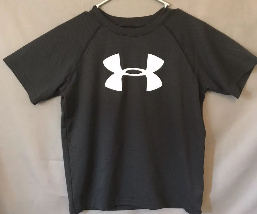 youth boys under armour shirts