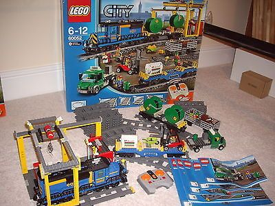 Lego city #cargo #train set #(60052),  View more on the LINK: 	http://www.zeppy.io/product/gb/2/291943672655/