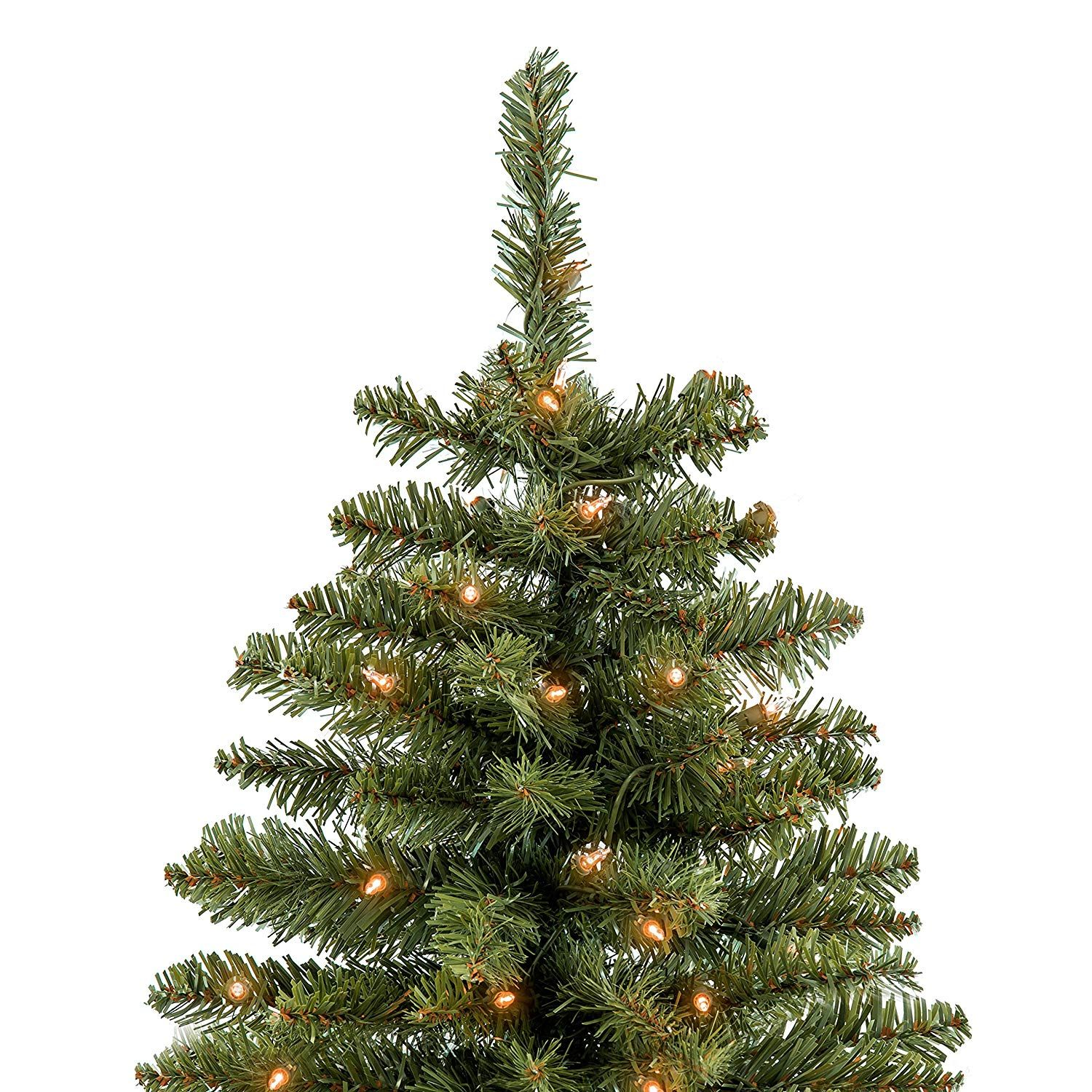 Best Choice Products 7.5ft PreLit Premium Hinged Fir