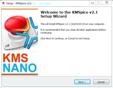 KMSpico Activator v10 1 8 2 For Windows 10 & Office 2016