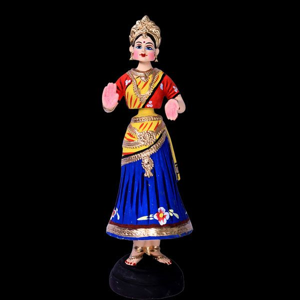 Thanjavur Dolls or Tanjore crafts- buy dancing dolls from