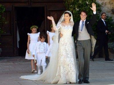 Verwonderlijk Is dit één van de mooiste koninklijke trouwjurken ooit? (met SL-22
