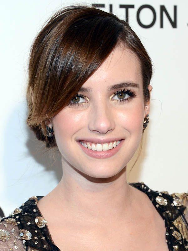 Oscars 2013 after-party beauty: Emma Roberts http://beautyeditor.ca/gallery/oscars-2013-the-best-beauty-looks-from-all-the-after-parties/emma-roberts/