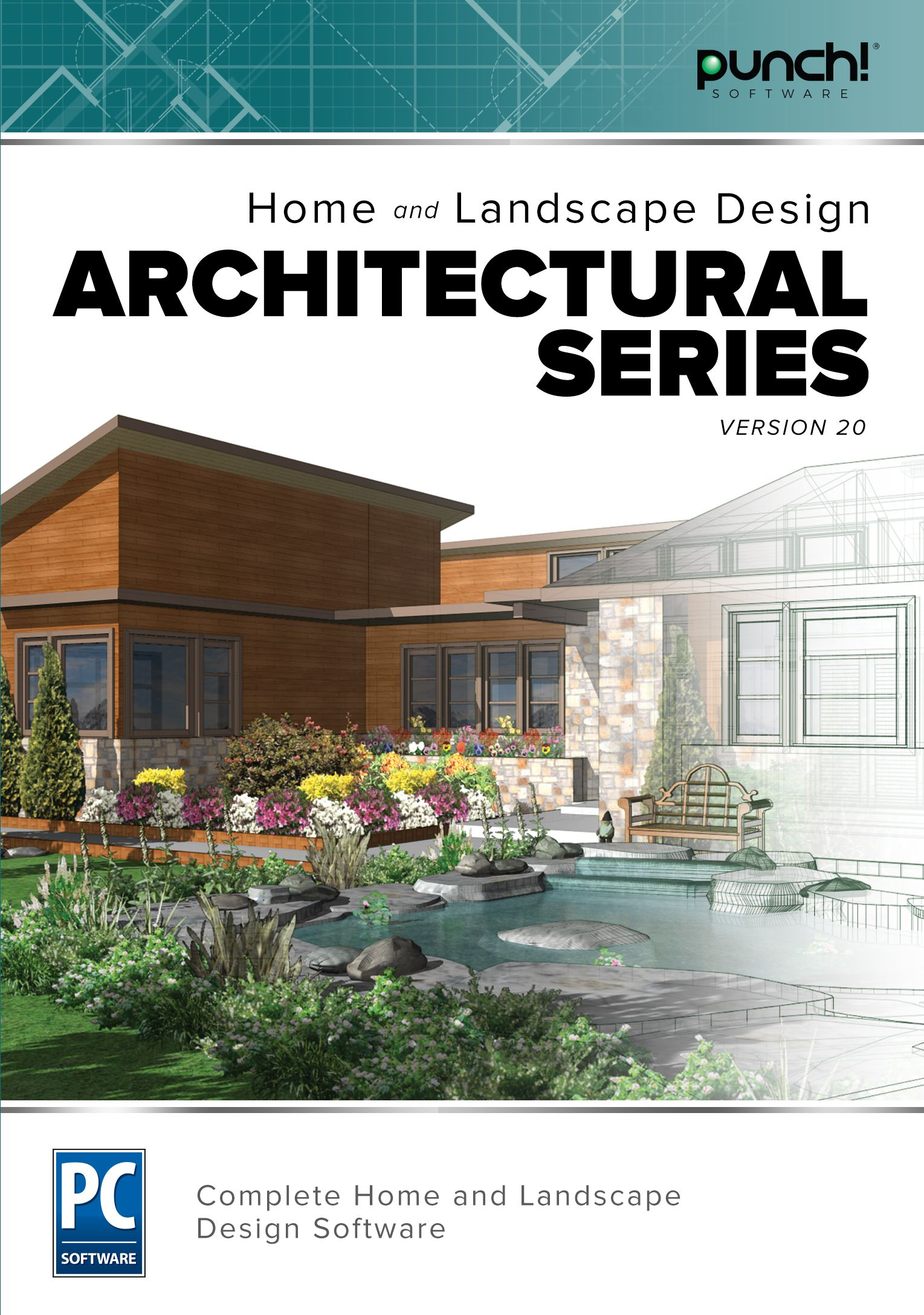 Punch Home Landscape Design Architectural Series V20 Download